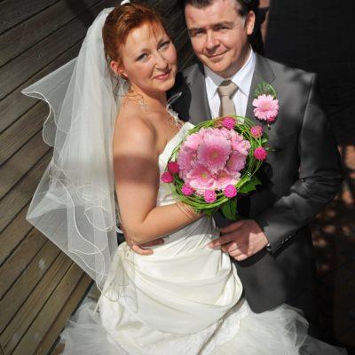 photo mariage  photo mariage original portrait de la mariée