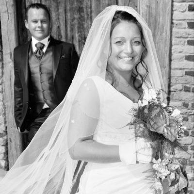mariage nord de la france photo mariage original portrait de la mariée